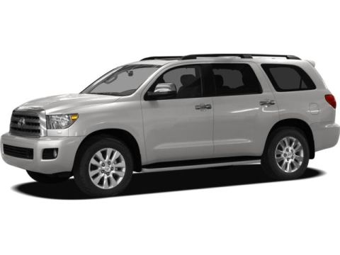 Toyota Sequoia II 2008 - now SUV 5 door #7