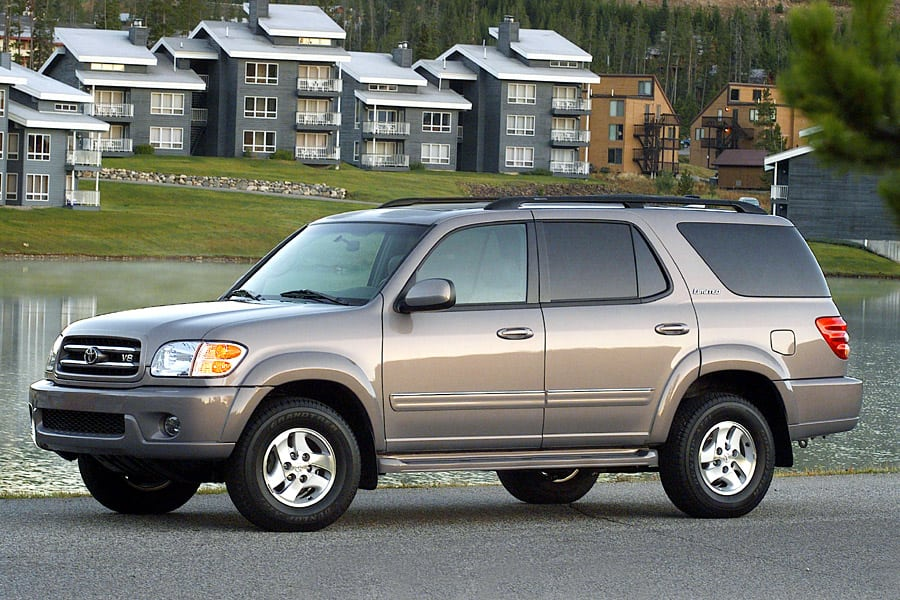 Toyota Sequoia II 2008 - now SUV 5 door #4
