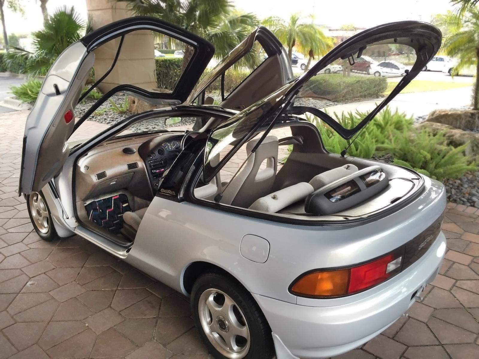 Toyota Sera 1990 - 1996 Coupe #2