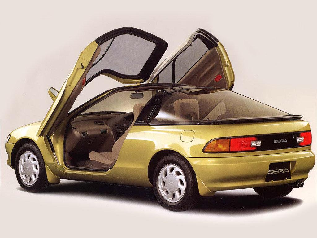 Toyota Sera 1990 - 1996 Coupe #3