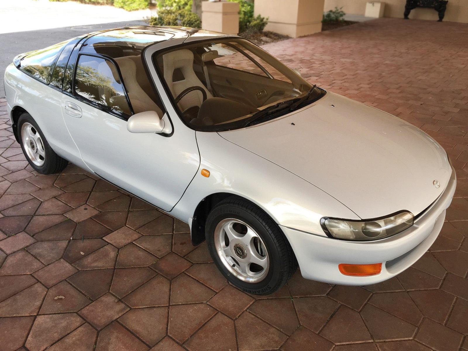 Toyota Sera 1990 - 1996 Coupe #5