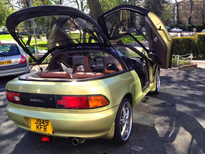 Toyota Sera 1990 - 1996 Coupe #6
