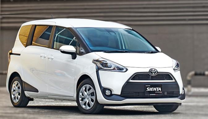 Toyota Sienta II 2015 - now Compact MPV #4