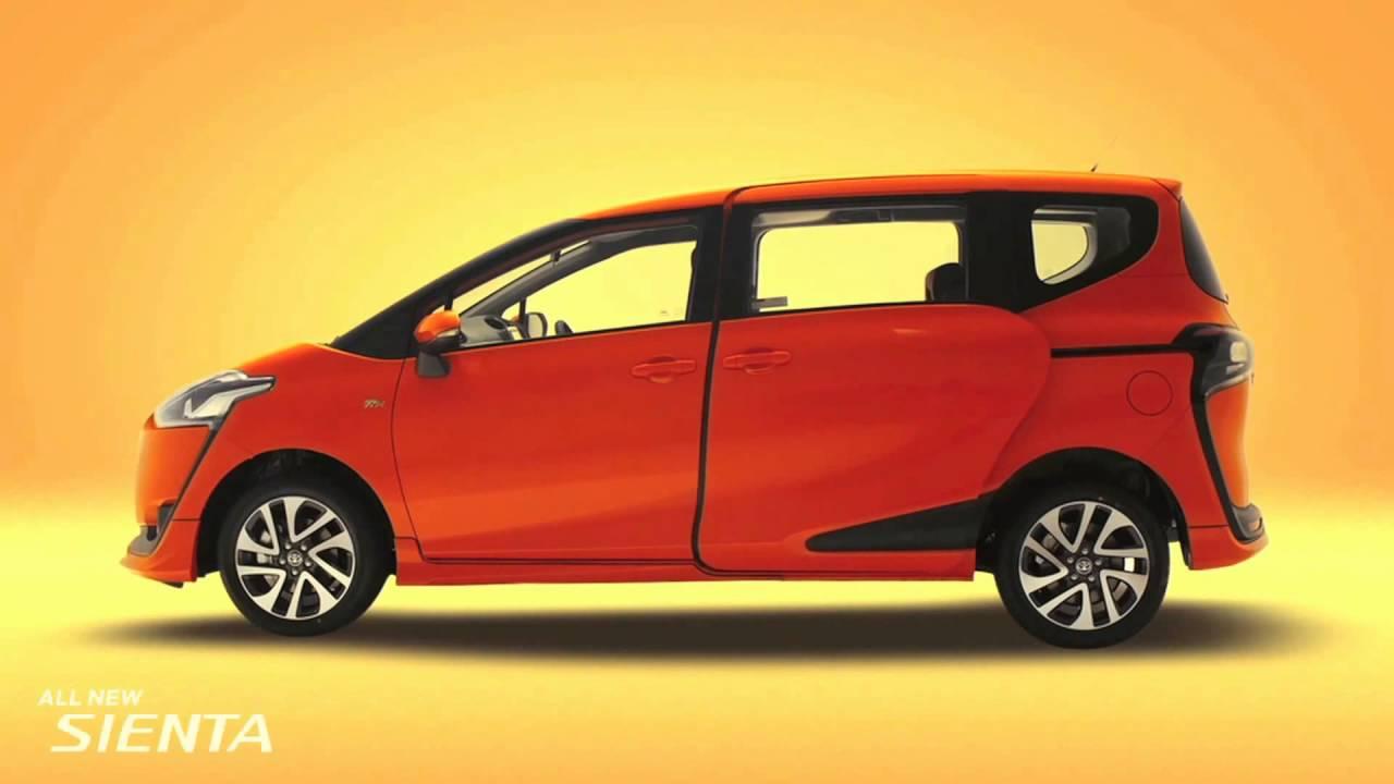 Toyota Sienta II 2015 - now Compact MPV #7