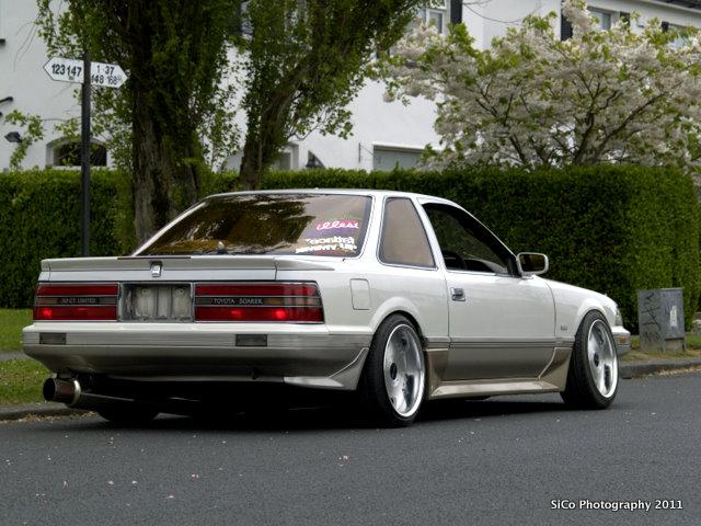 Toyota Soarer II (Z20) 1986 - 1991 Coupe #1