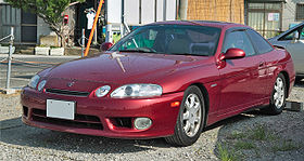 Toyota Soarer III (Z30) Restyling 1996 - 2000 Coupe #4