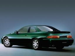 Toyota Soarer III (Z30) Restyling 1996 - 2000 Coupe #6
