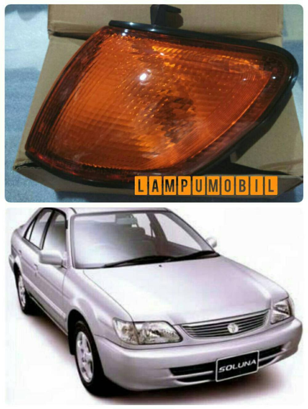 Toyota Soluna 1996 - 2003 Sedan #2