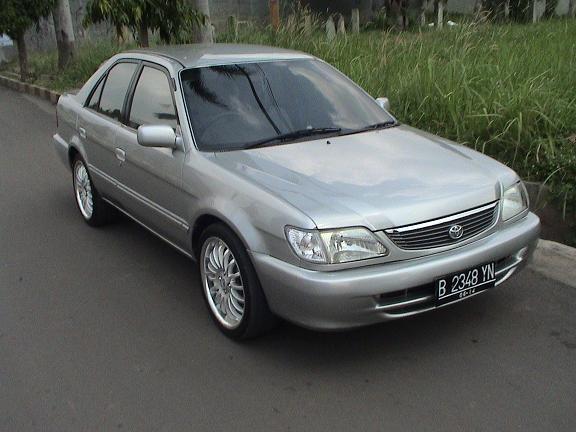 Toyota Soluna 1996 - 2003 Sedan #6