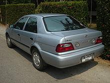 Toyota Soluna 1996 - 2003 Sedan #8