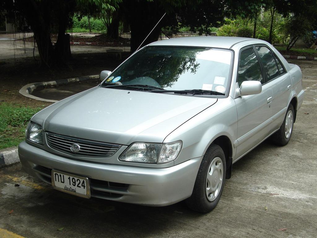 Toyota Soluna 1996 - 2003 Sedan #5
