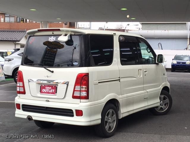 Toyota Sparky 2000 - 2003 Microvan #1