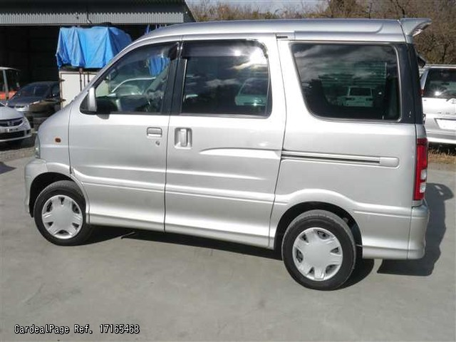 Toyota Sparky 2000 - 2003 Microvan #2
