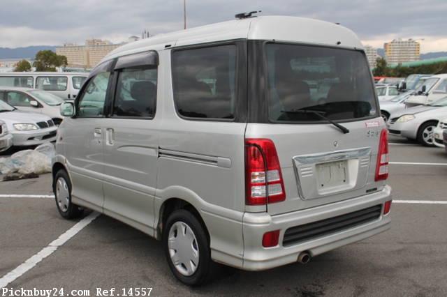 Toyota Sparky 2000 - 2003 Microvan #7