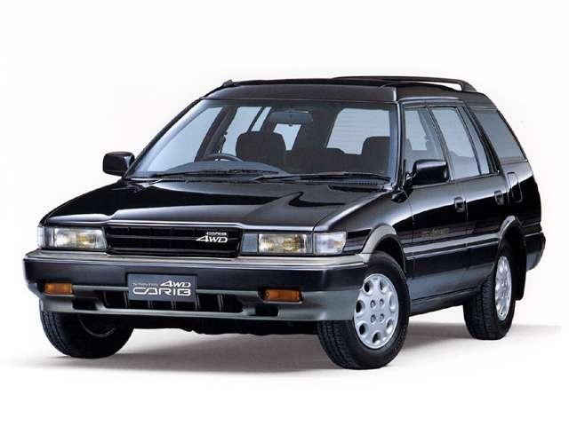 Toyota Sprinter Carib I 1982 - 1988 Station wagon 5 door #1