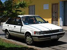 Toyota Sprinter Carib I 1982 - 1988 Station wagon 5 door #2