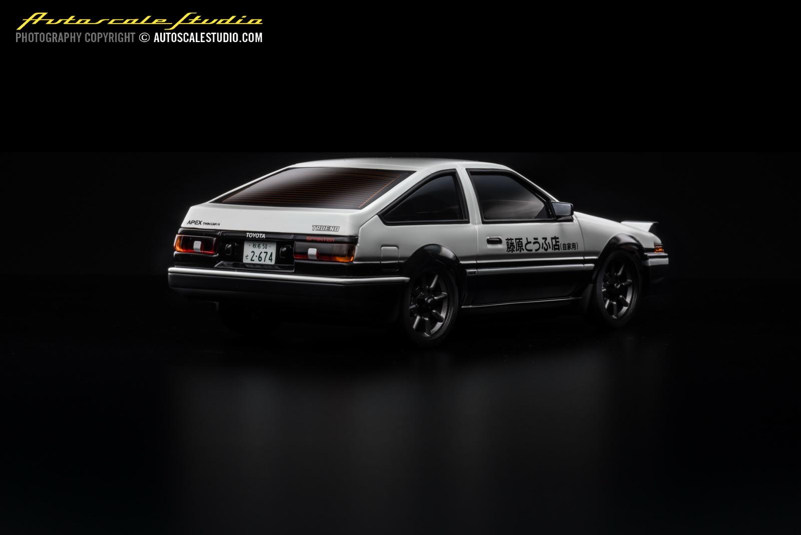 Toyota Sprinter Trueno IX 1995 - 2000 Coupe #1