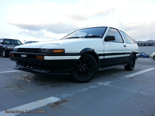 Toyota Sprinter Trueno IX 1995 - 2000 Coupe #2