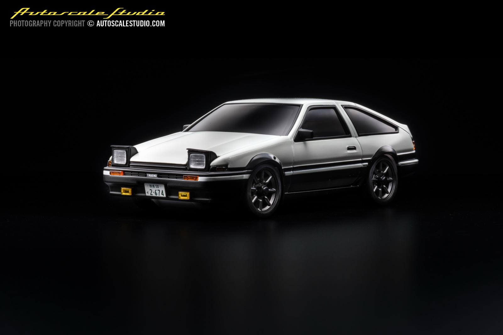 Toyota Sprinter Trueno IX 1995 - 2000 Coupe #6