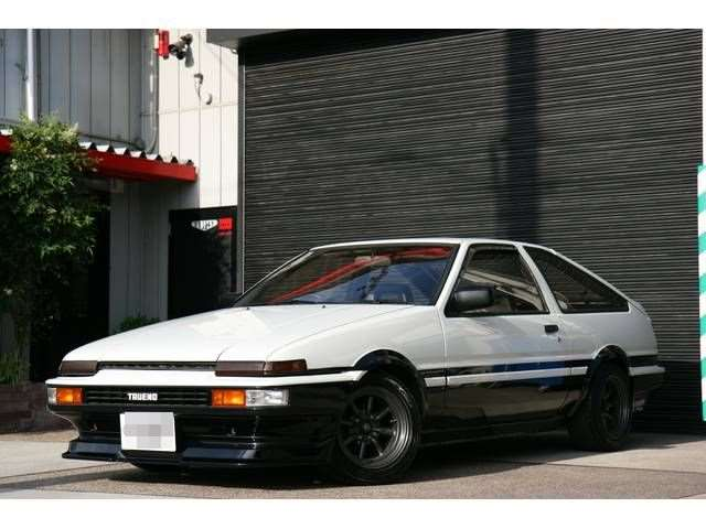 Toyota Sprinter Trueno IX 1995 - 2000 Coupe #7