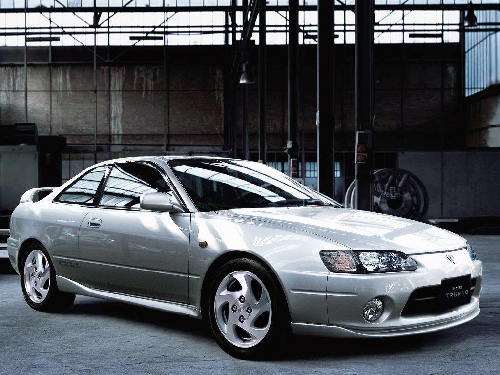Toyota Sprinter Trueno IX 1995 - 2000 Coupe #4