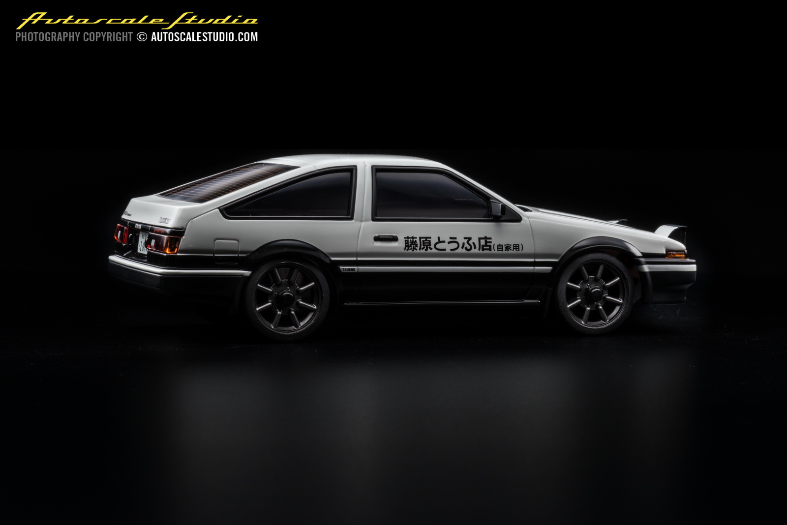 Toyota Sprinter Trueno IX 1995 - 2000 Coupe #3