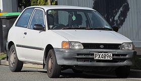 Toyota Starlet V (P90) 1996 - 1999 Hatchback 5 door #4