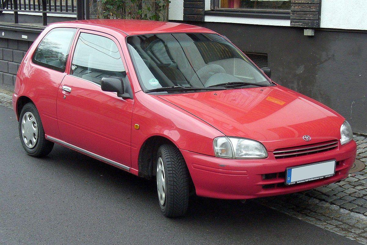Toyota Starlet V (P90) 1996 - 1999 Hatchback 5 door #7