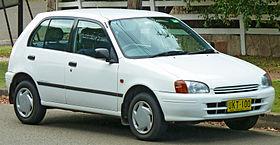 Toyota Starlet V (P90) 1996 - 1999 Hatchback 5 door #8