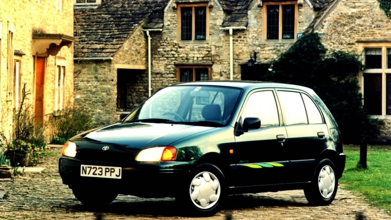Toyota Starlet V (P90) 1996 - 1999 Hatchback 5 door #1