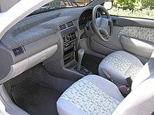 Toyota Starlet V (P90) 1996 - 1999 Hatchback 5 door #5