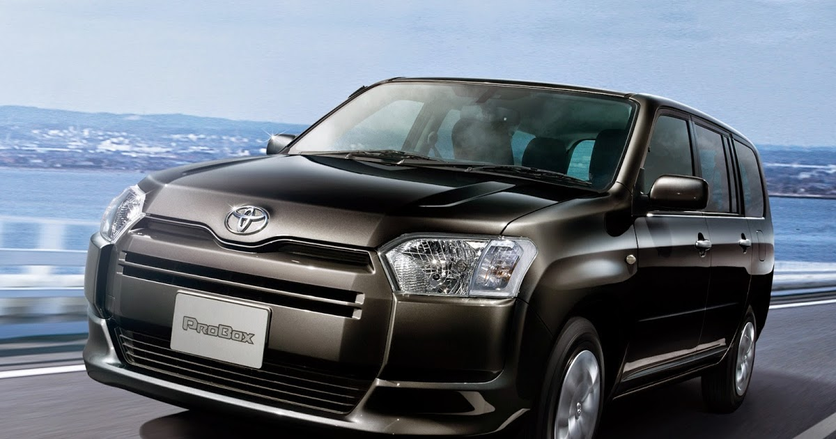 Toyota Succeed I Restyling 2014 - now Station wagon 5 door #4