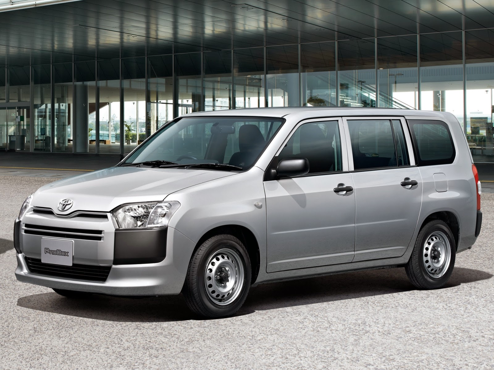 Toyota Succeed I Restyling 2014 - now Station wagon 5 door #7