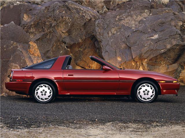 Toyota Supra III (A70) 1986 - 1993 Coupe #5