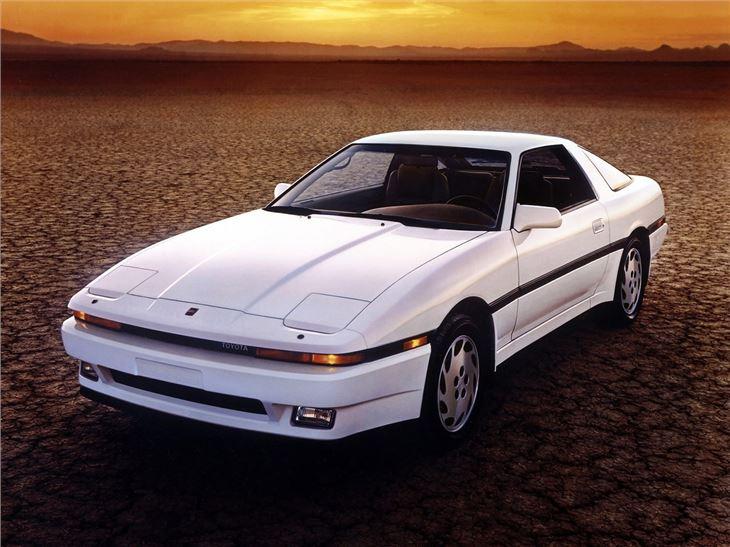 Toyota Supra III (A70) 1986 - 1993 Coupe #4