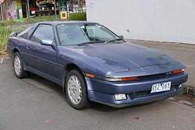 Toyota Supra III (A70) 1986 - 1993 Coupe #7