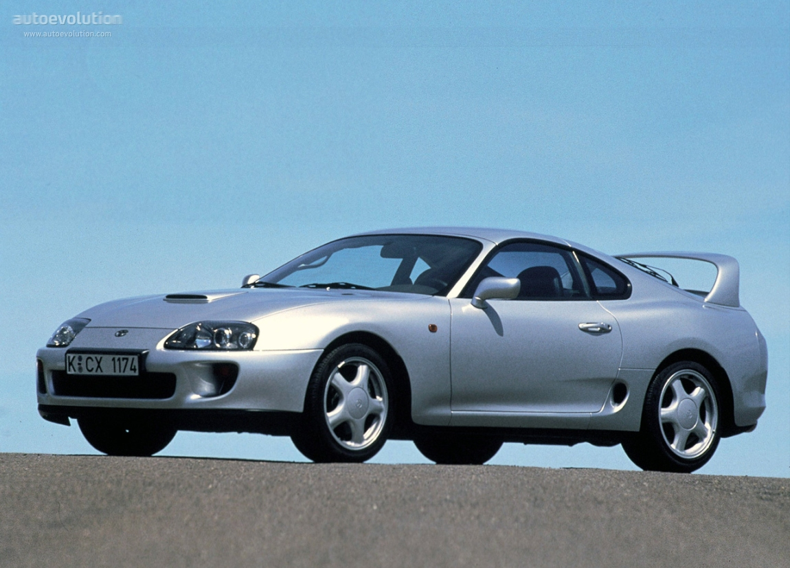 Toyota Supra IV (A80) Restyling 1996 - 2002 Coupe #4