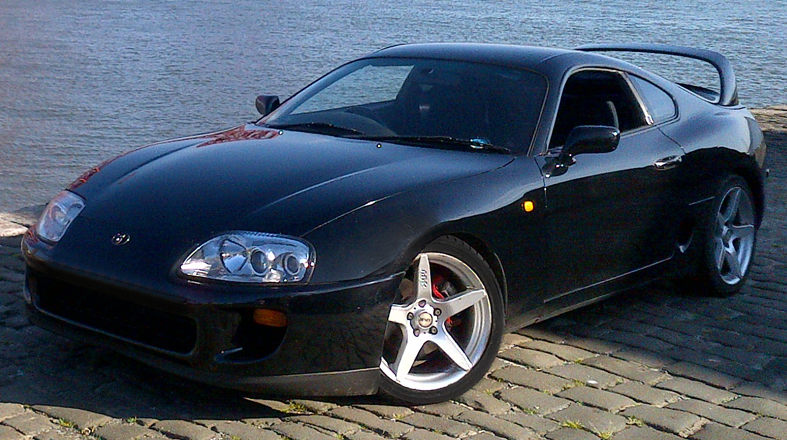 Toyota Supra IV (A80) Restyling 1996 - 2002 Coupe #6