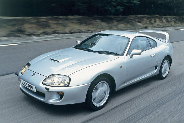 Toyota Supra IV (A80) Restyling 1996 - 2002 Coupe #3