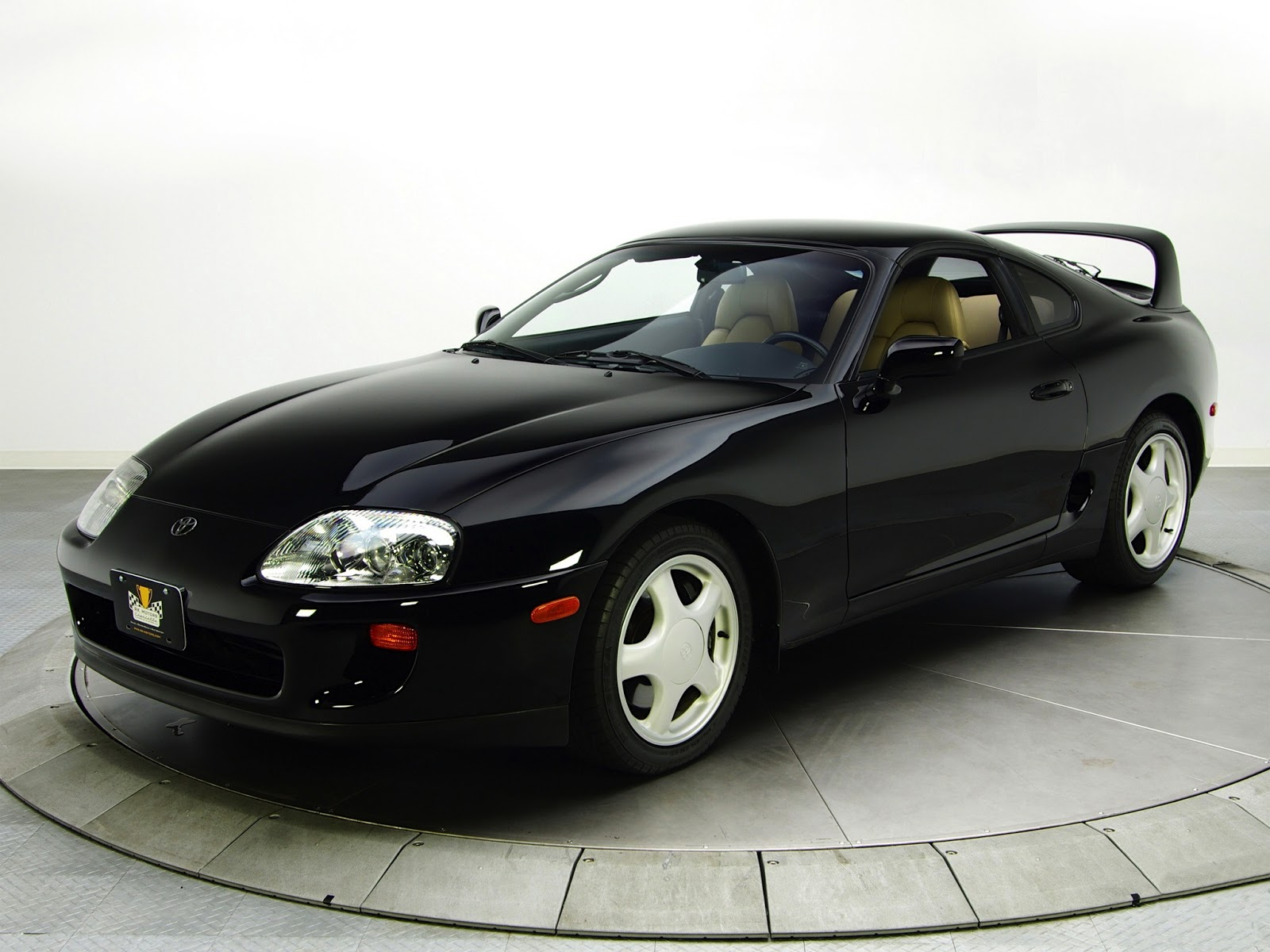 Toyota Supra IV (A80) Restyling 1996 - 2002 Coupe #5