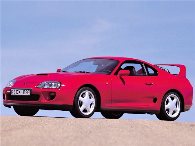 Toyota Supra IV (A80) Restyling 1996 - 2002 Coupe #2
