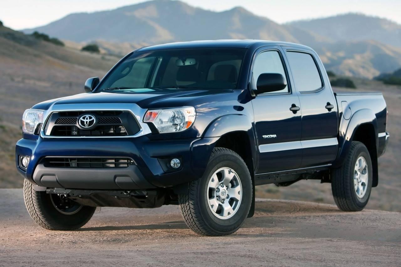 Toyota Tacoma III 2015 - now Pickup #8