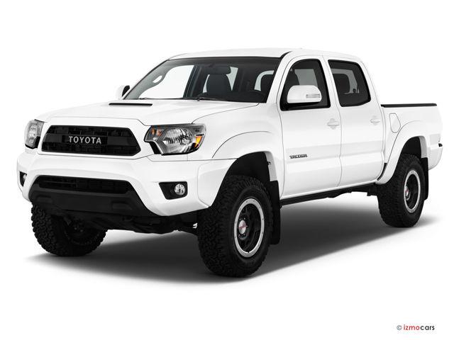 Toyota Tacoma III 2015 - now Pickup #6