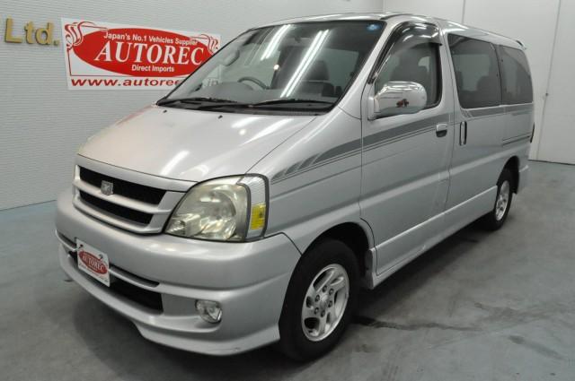 Toyota Touring HiAce I 1999 - 2002 Minivan #4