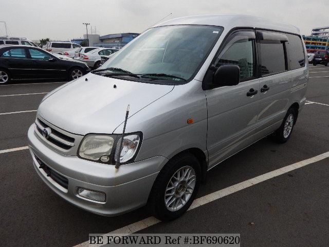 Toyota TownAce V 2008 - now Compact MPV #2