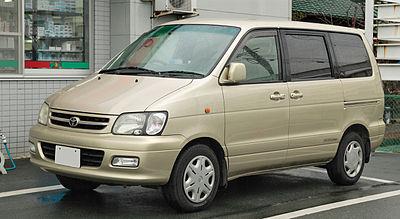 Toyota TownAce V 2008 - now Compact MPV #8