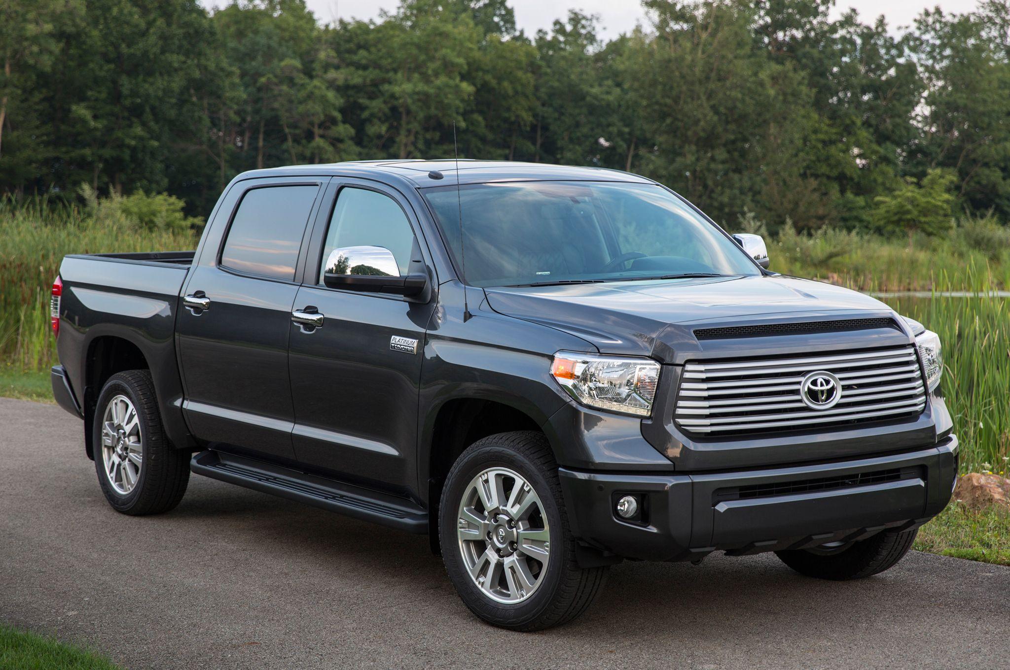 Toyota Tundra II Restyling 2013 - now Pickup #2