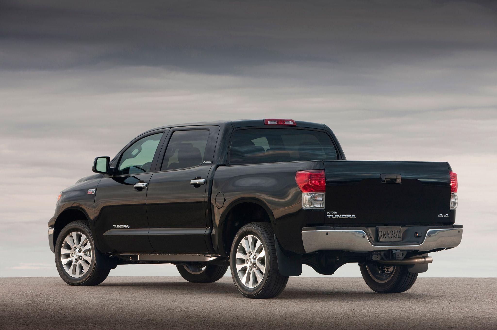 Toyota Tundra II Restyling 2013 - now Pickup #8