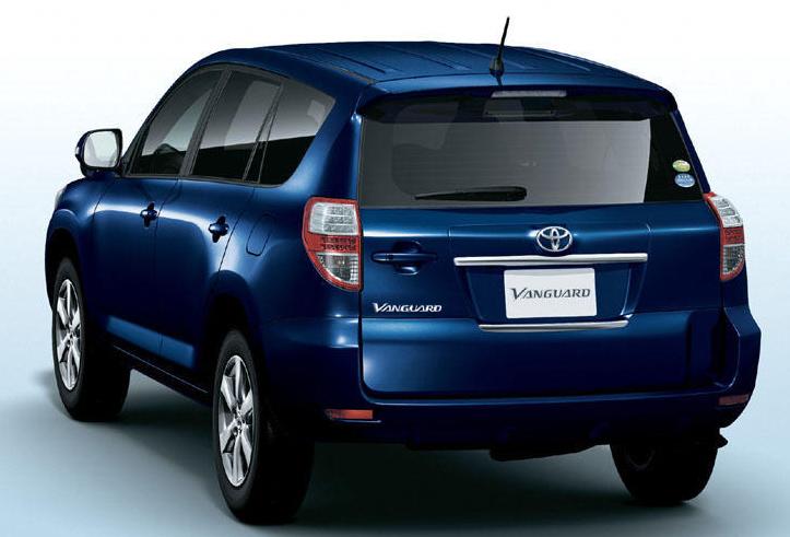 Toyota Vanguard 2007 - 2013 SUV 5 door #7