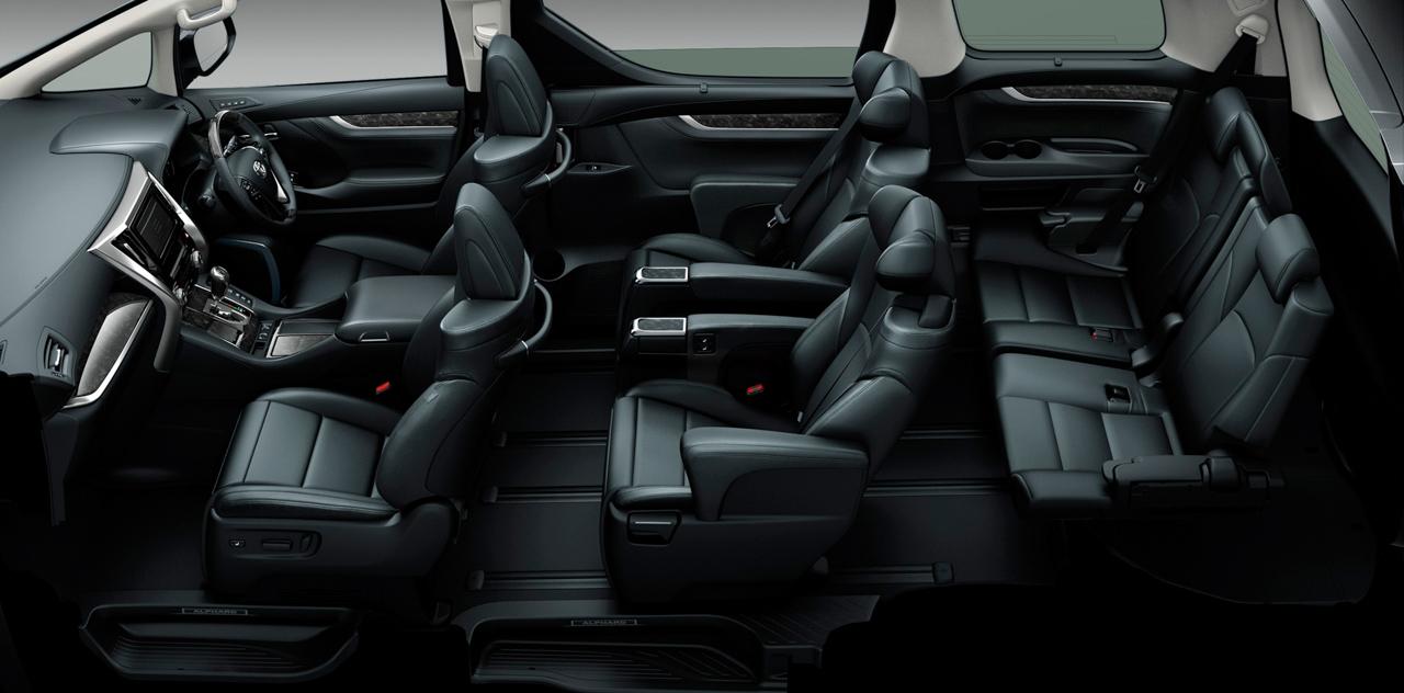 Toyota Vellfire I 2008 - 2015 Minivan #4